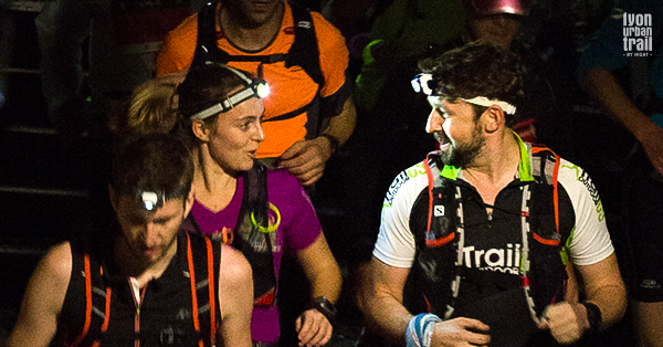LUT By Night - Extra Sports - Coureurs